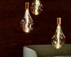Custom designer LED lamps