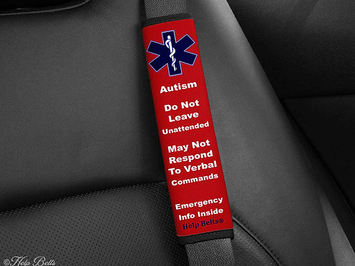 Autism Padded Help Belts®