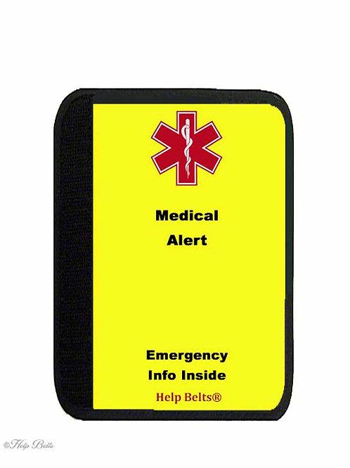 General Medical Alert Padded Help Belts®