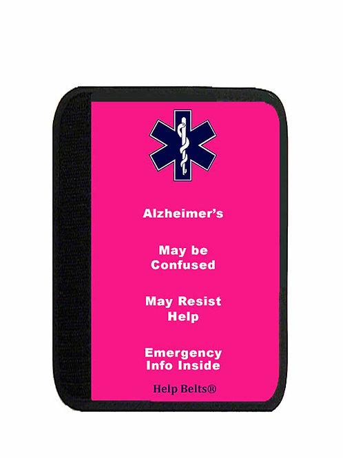 Alzheimer's Padded Help Belts®
