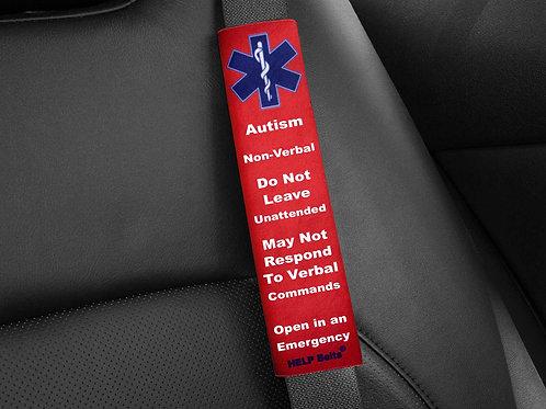 Autism Non-Verbal Help Belts®