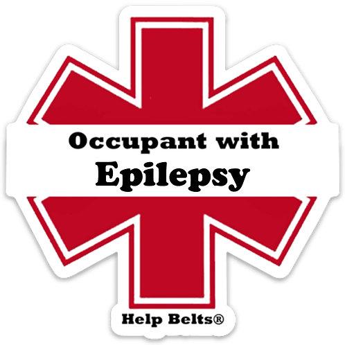 Epilepsy Window Cling