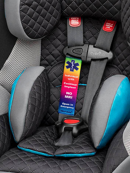 Cochlear Car Seat Help Belts®