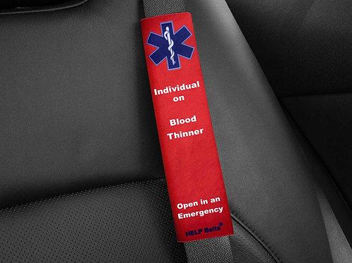 Blood Thinner Help Belts®
