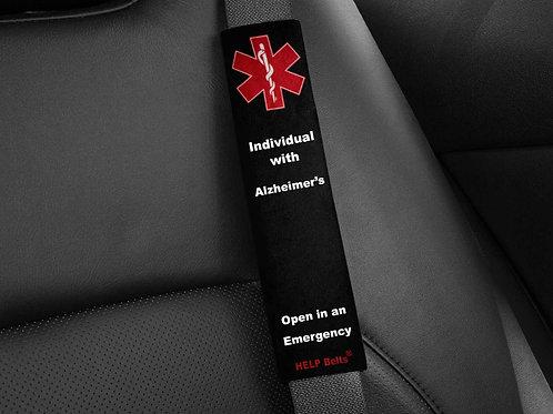 Alzheimer's Medical Alert Help Belts®
