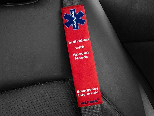 Special Needs Medical Alert Help Belts®
