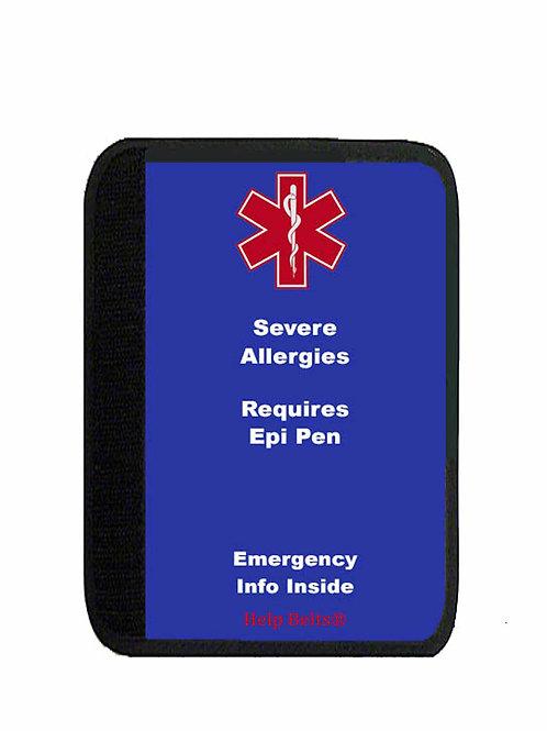 Allergy Padded Help Belts®