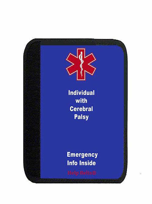 Cerebral Palsy Padded Help Belts®