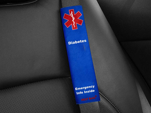 Diabetes Medical Alert Help Belts®