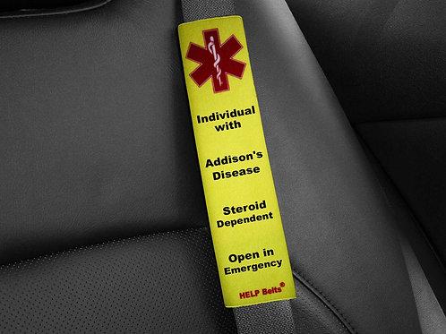 Addison's Medical Alert Help Belts®