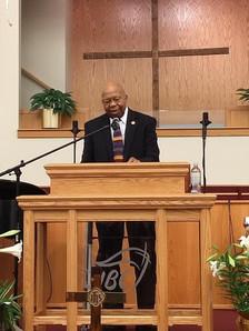 Elijah Cummings Standing