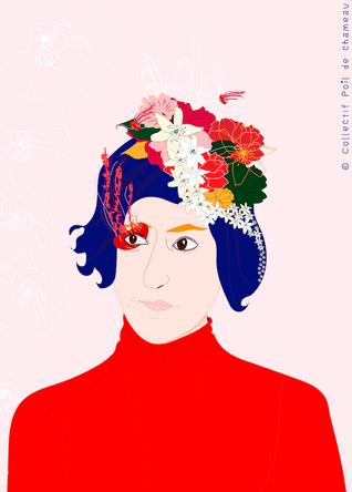 Jeanne Detallante / hommage