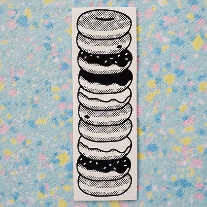 Donut Stack Sticker