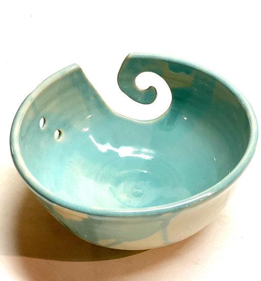 Knitter's bowl