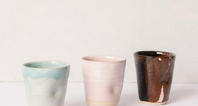 Small beakers- good for coffee, tea, beer and water!