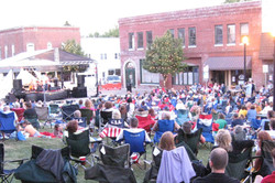 Summer Sounds on the Square