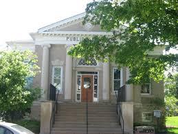 Danville Public Library - Carnegie