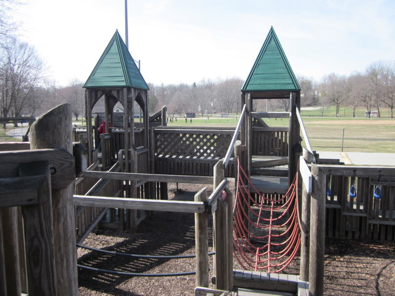 Ellis Park Playscape