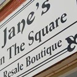 Jane's on the Square-Resale Boutique