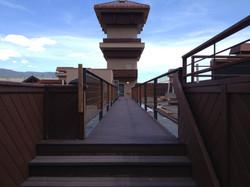 Rooftop Deck Walkway