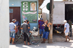 Fish Sellers, Trinidad, Cuba_