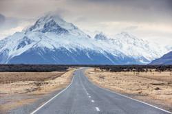 Mount Cook, New Zealand_