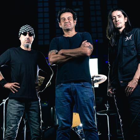 LOSS: Power trio com membros da história do CONCRETO, D.A.M e WITCHHAMMER lança primeiro clipe