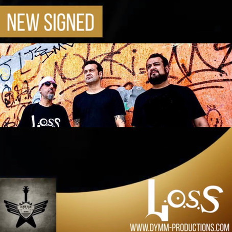 Loss assina com a gravadora europeia DyMM Records