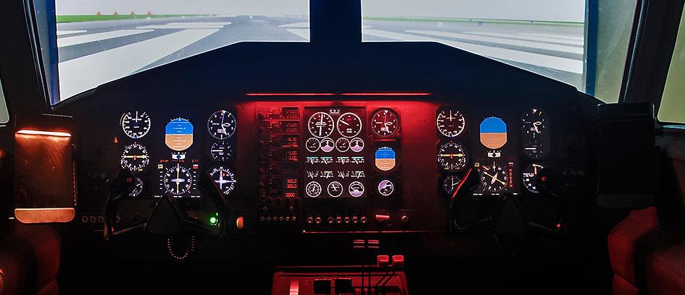اكاديمية الشرق الاوسط للطيران, اكاديمية طيران