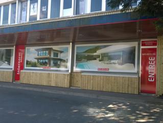 Une Nouvelle façade pour commencer l'été !