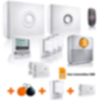 Alarme protexial installateur pro expert somfy lille nord 59 62