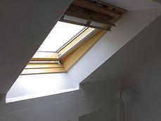 Remplacement fenetre de toit lille velux nord 59