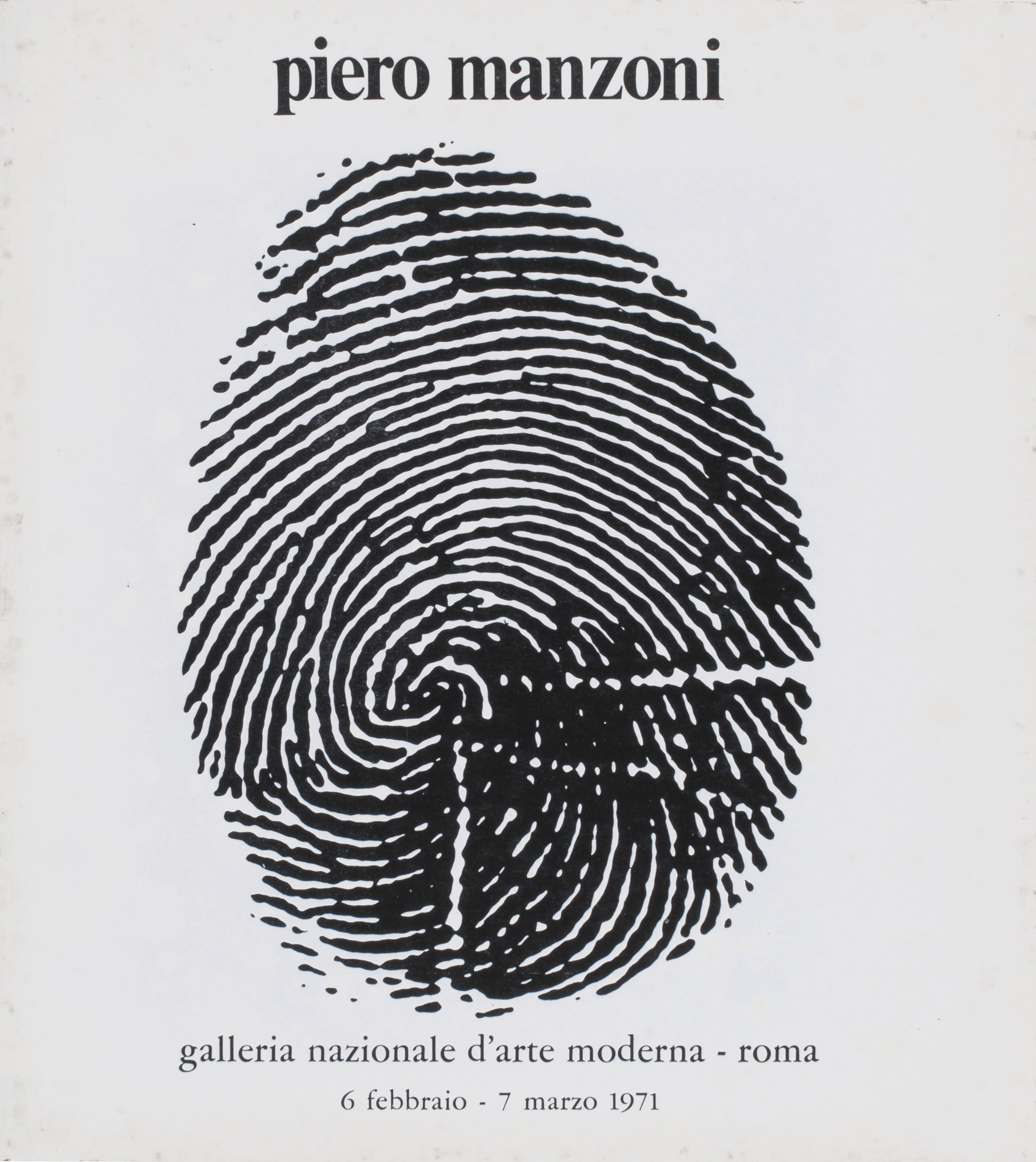 01 Catalogo Piero Manzoni