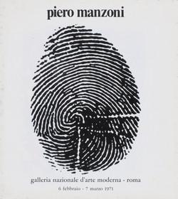 01 Catalogo Piero Manzoni