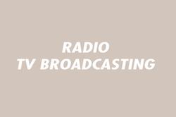 00 Radio - Tv Broadcasting