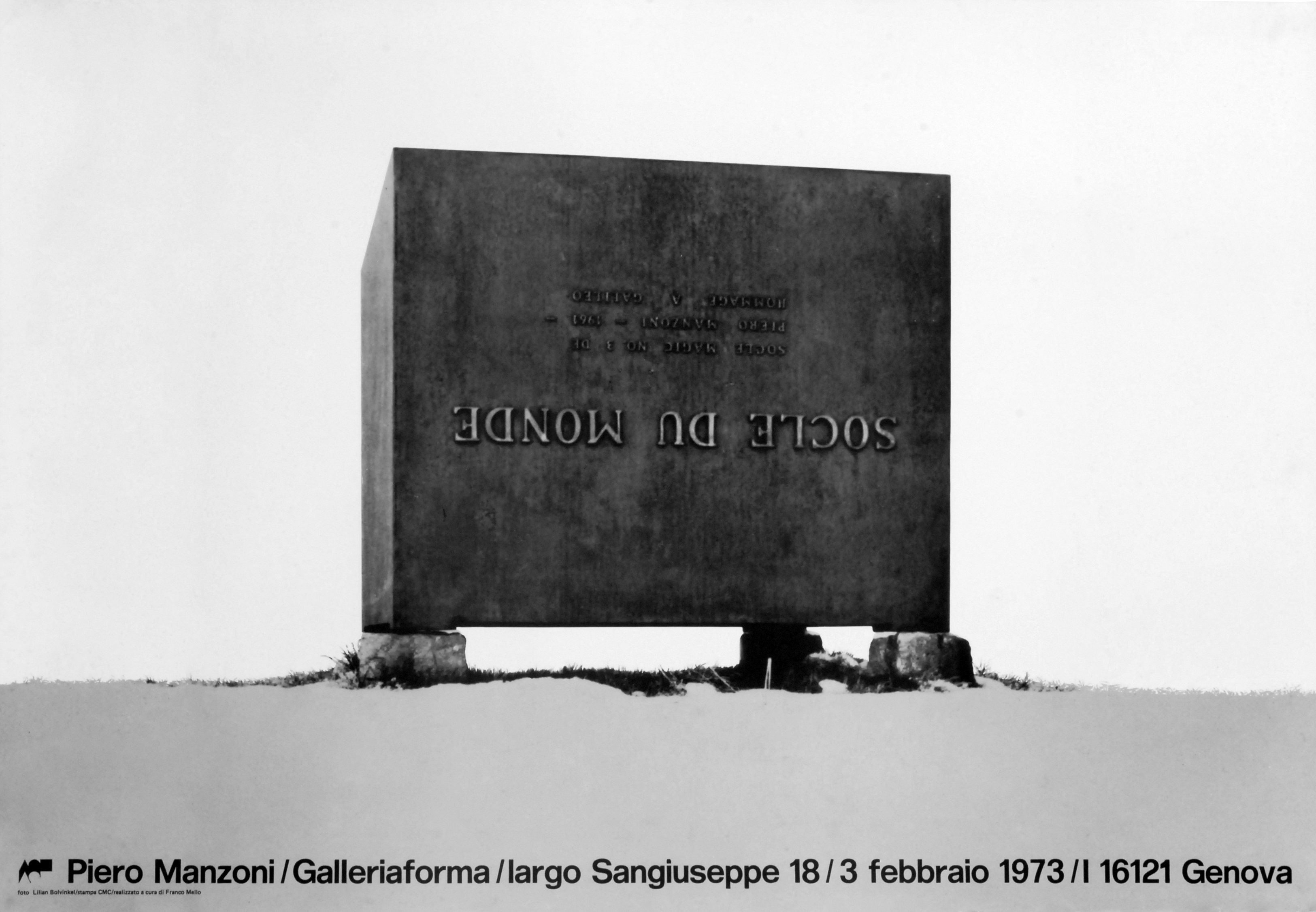 05 manifesto Piero Manzoni