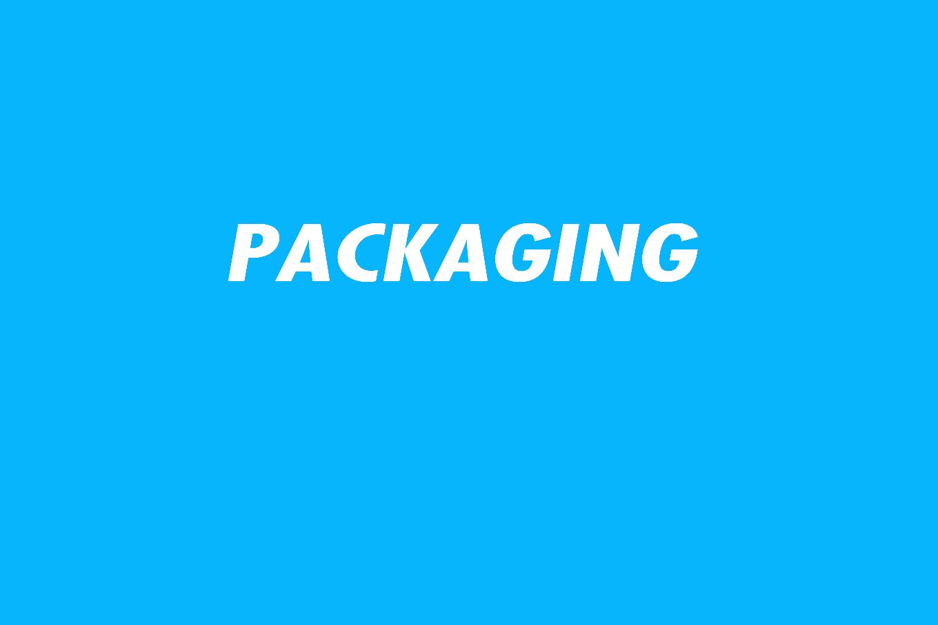00 Packaging