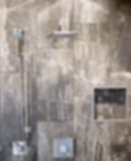 Saskatoon bathroom Renovation with customshower