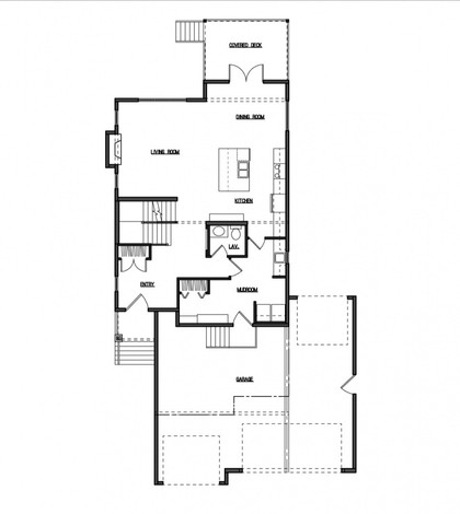 HENDRIX main floor