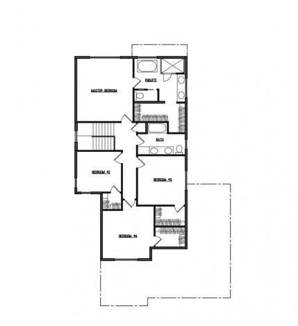 HENDRIX second floor