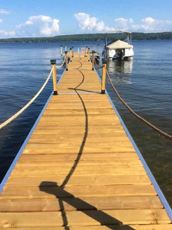 We love making your dock dreams a reality