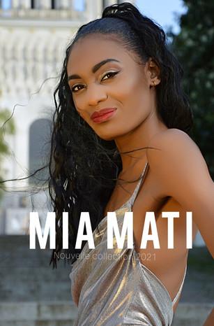 MIA MATI styliste couturière haut de gamme à Angers FRANCE