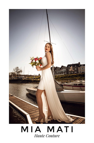 MIA MATI robe de mariée créatrice styliste à Angers FRANCE