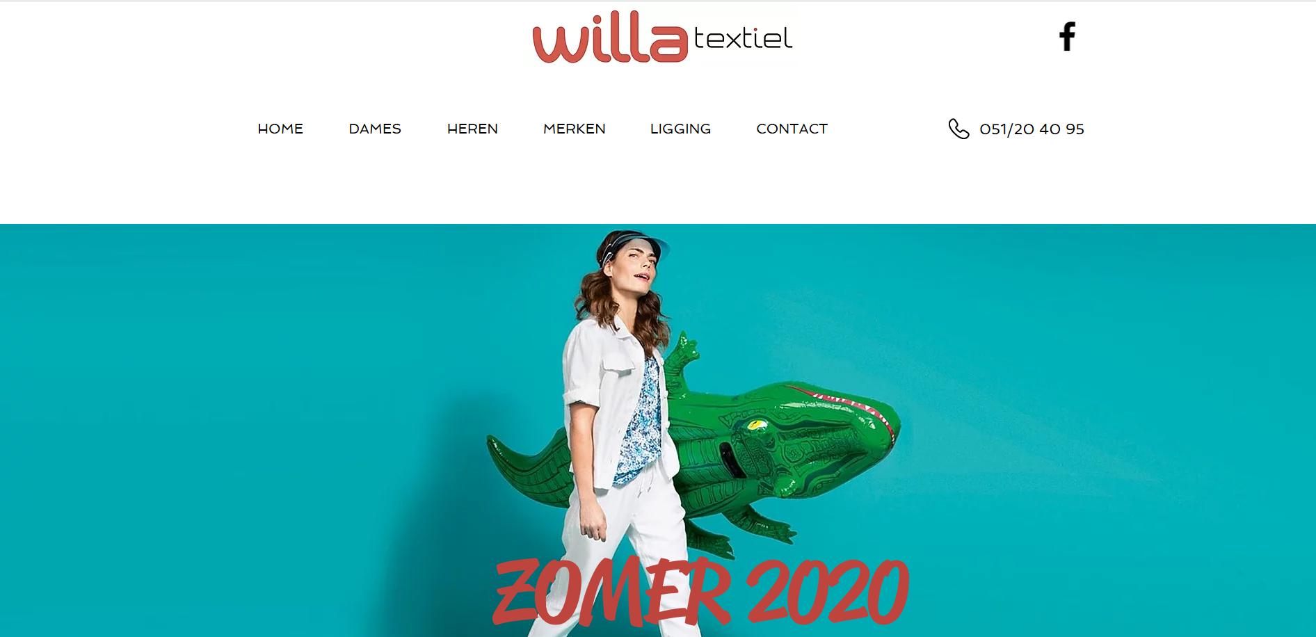 Willa textiel