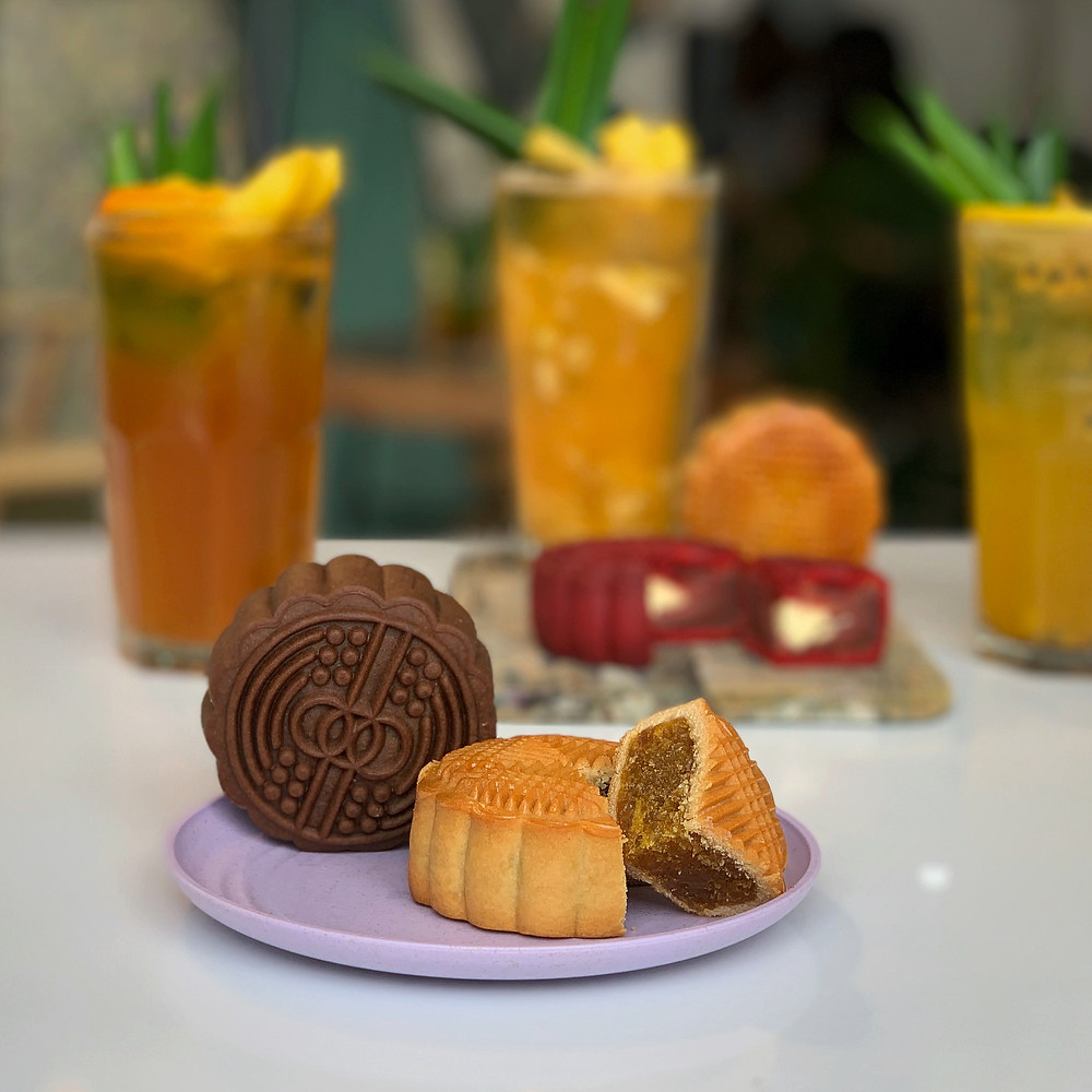 Mooncakes from SAMLOVECAKE