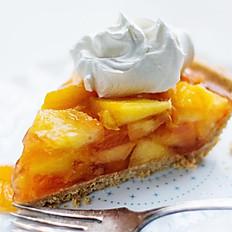 Seasonal Peach Pie