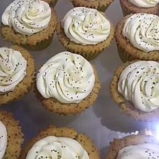 Lemon Popp Cupcakes