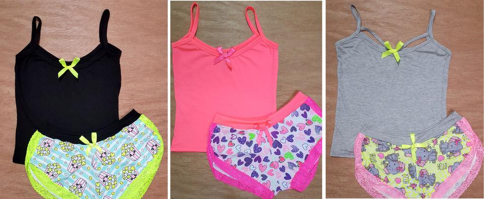 Confecciones Medellin pijamas de dama.jp