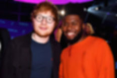 ED SHEERAN SHARES 'BEAUTIFUL PEOPLE' VISUALS FT. KHALID