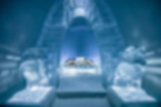 TAKE A LOOK INSIDE: ICE HOTEL